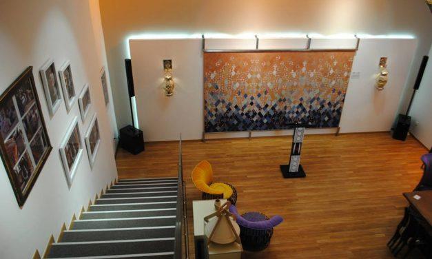 #Mécénat : Le Groupe Holmarcom inaugure la Galerie H