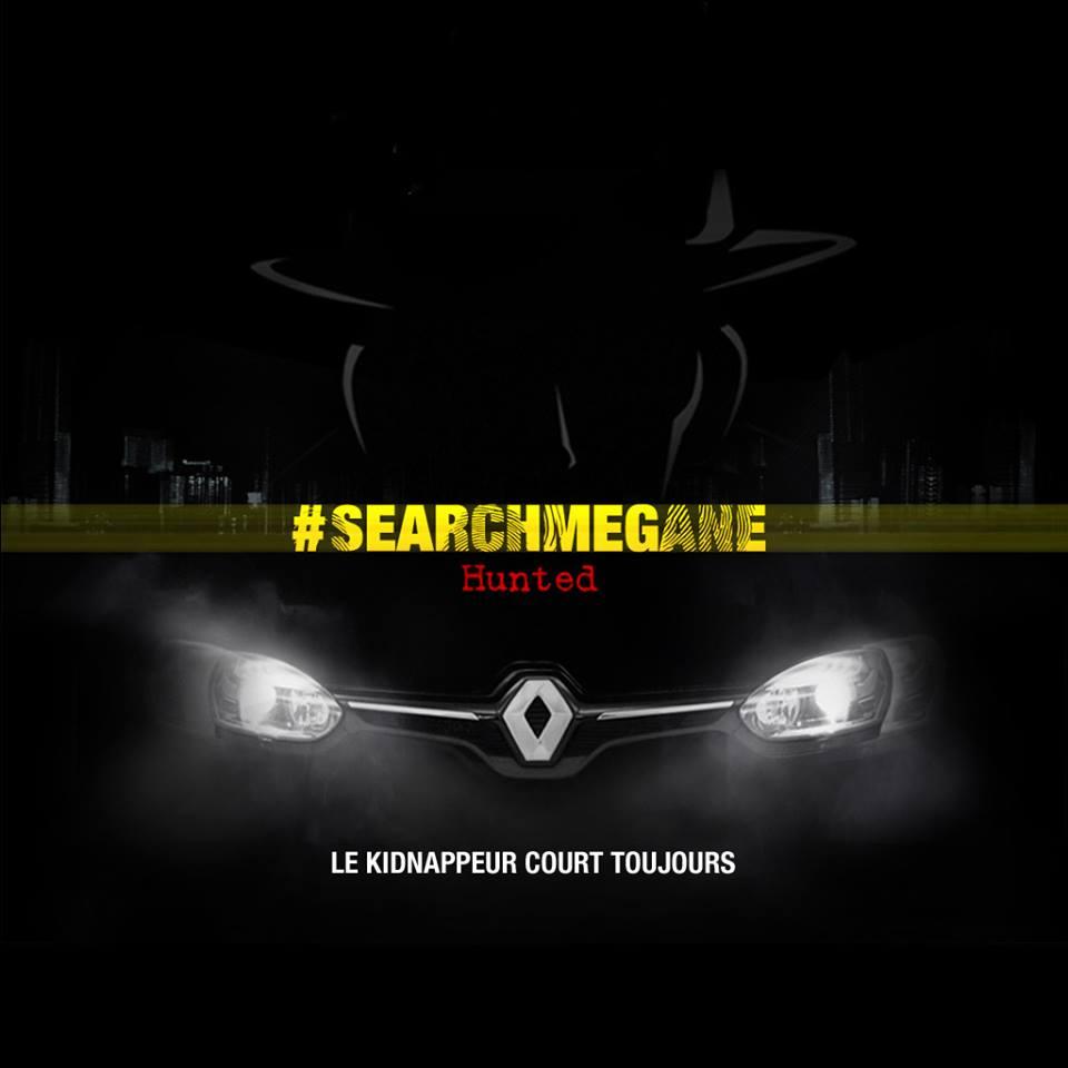 #SearchMégane : le kidnappeur court toujours !