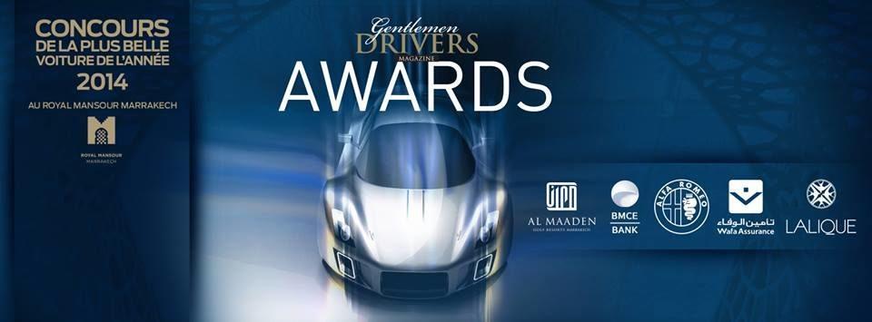 Les Gentlemen Drivers Awards reviennent