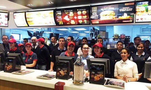 McDonald's ouvre son 35ème restaurant à El Jadida