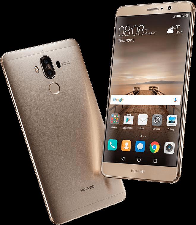 11 Huawei Mate 9