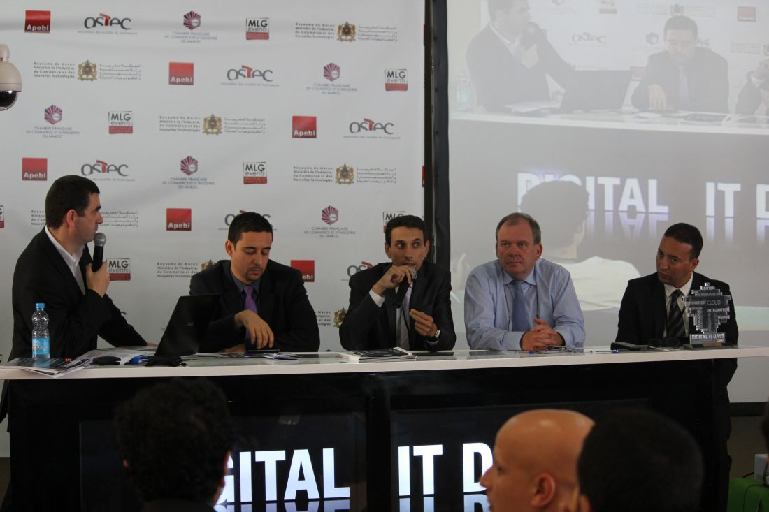 La communauté du Digital et des IT aux DIGITAL IT DAYS