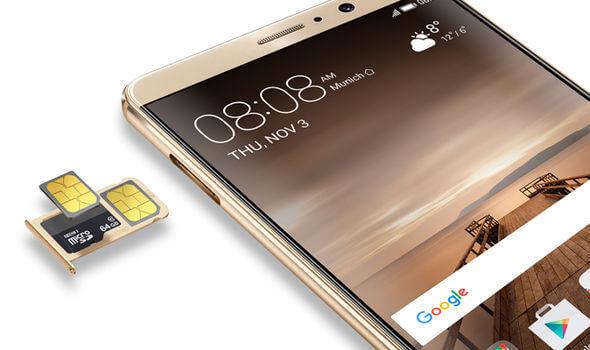 13 Huawei Mate 9