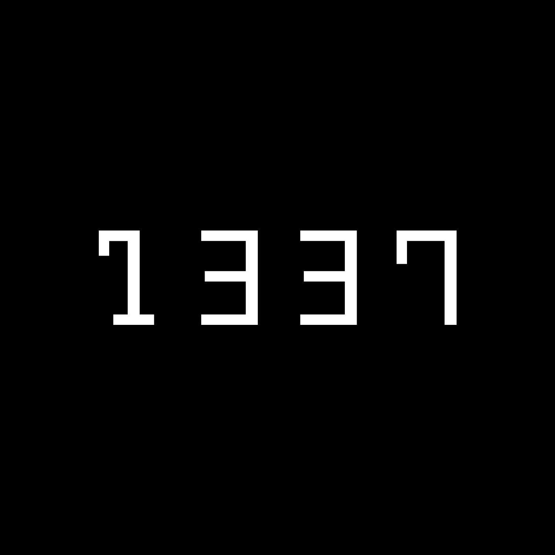 Qu'est-ce le 1337 ?