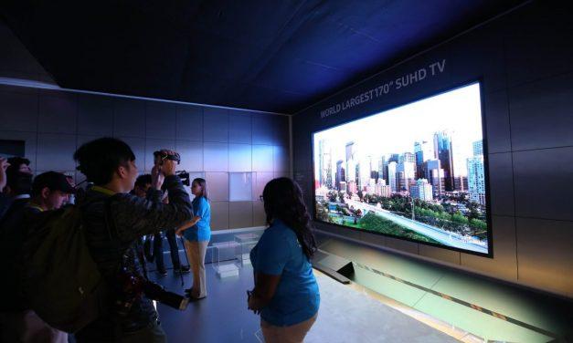 Samsung gagne plus de 100 récompenses au CES