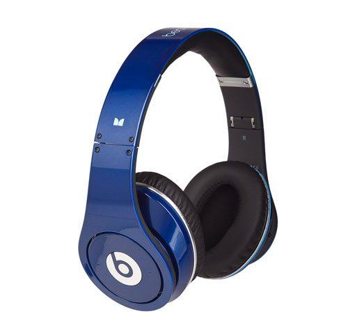 2 Casque Beats Studio Bleu