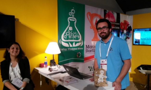 #Audio #GES2014 : Interview de Yasmina Benchakroun, Responsable Marketing et Communication de Start Up Maroc