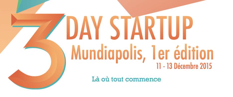 Le 3 Day StartUp débarque au Maroc