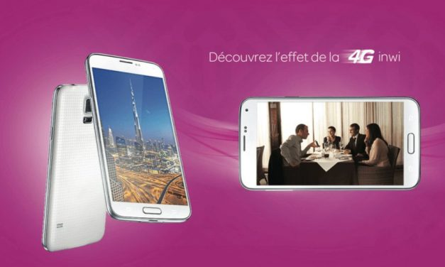 Inwi lance officiellement la 4G au niveau national
