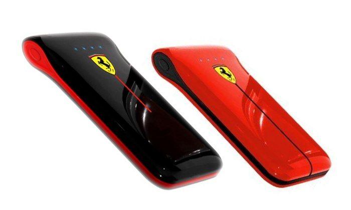 5 Batterie nomade Ferrari