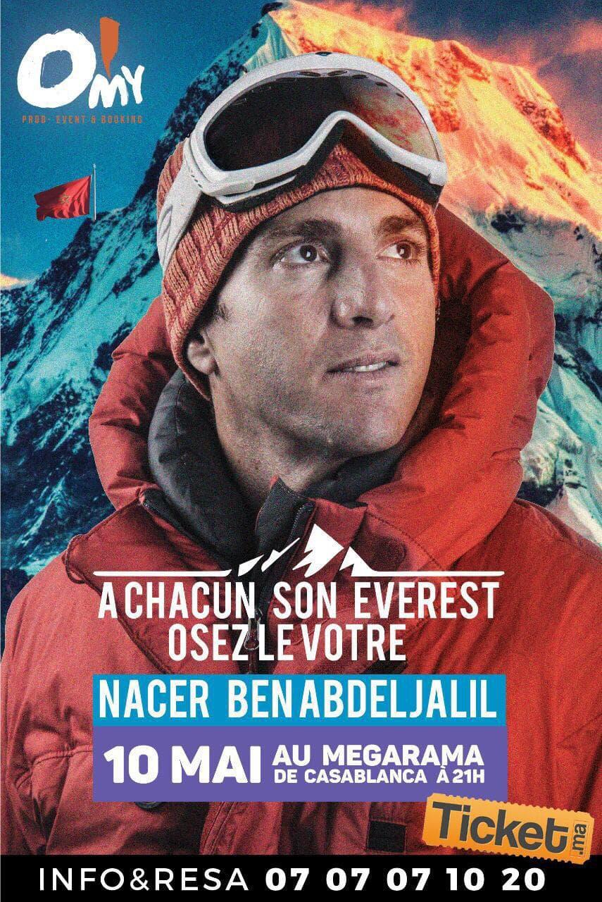 A chacun son Everest