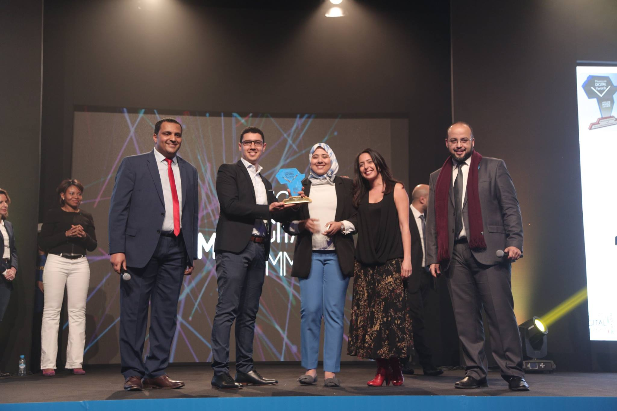 Moroccan Digital Awards 2018 : Les lauréats