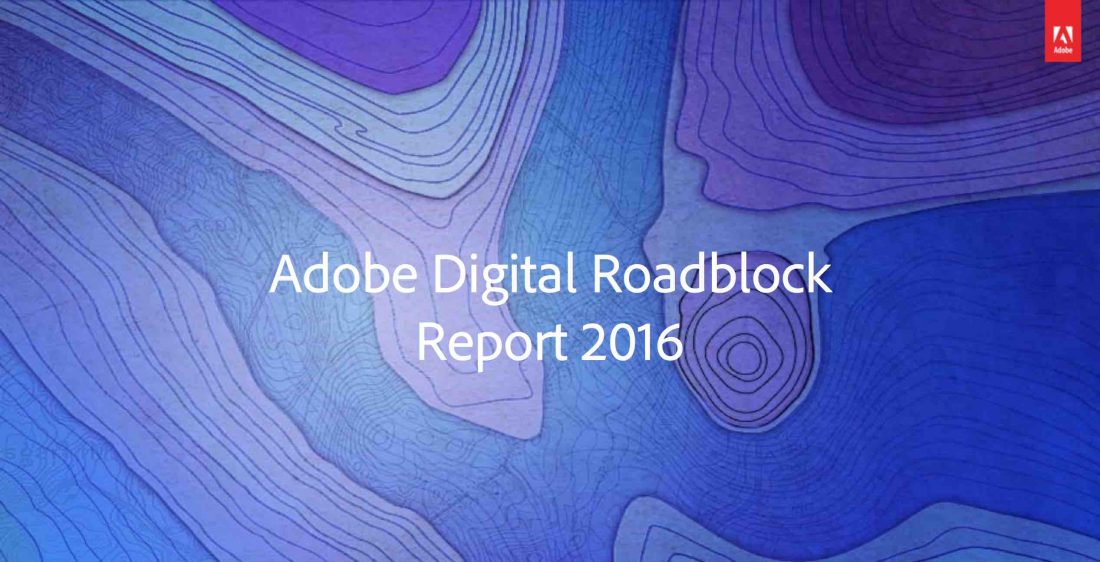 Adode Digital Roadblock