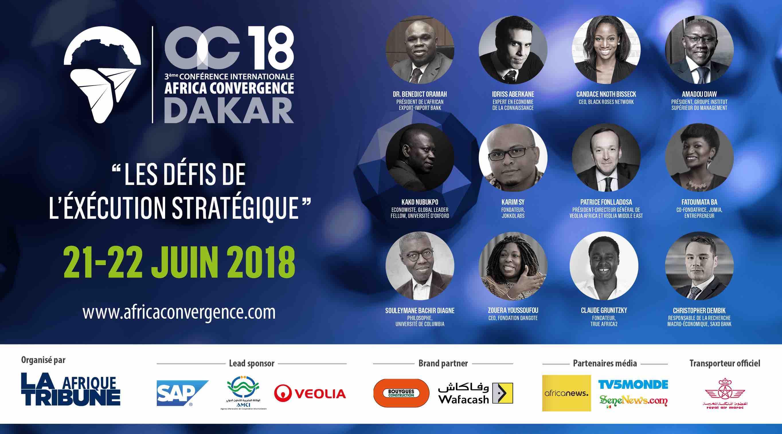 Africa Convergence 2018 Visuel_Intervenants