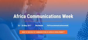 AfricaCommsWeek