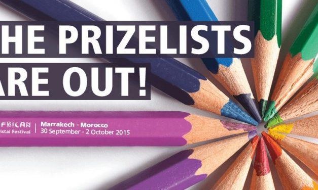 African Cristal Festival : La liste de tous les prix
