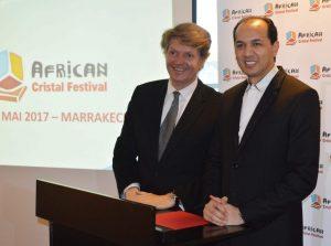 African Cristal Festival Majid El Ghazouani Christian Cappe