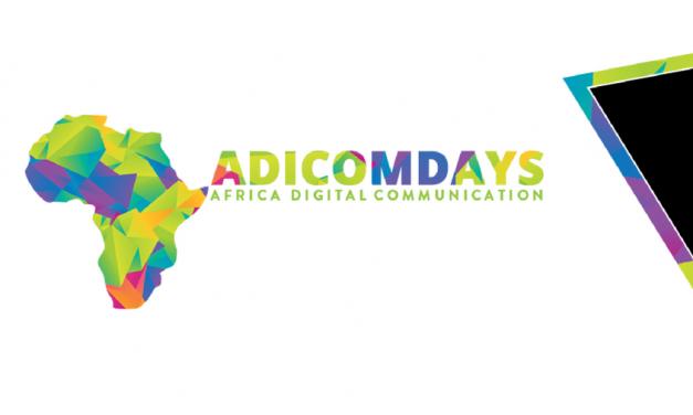 ADICOMDAYS : African Digital Communication Days