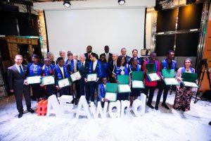 African Entrepreneurship Awards Winners 2018