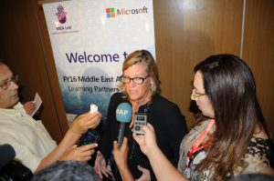 Alison Cunard Learning Microsoft