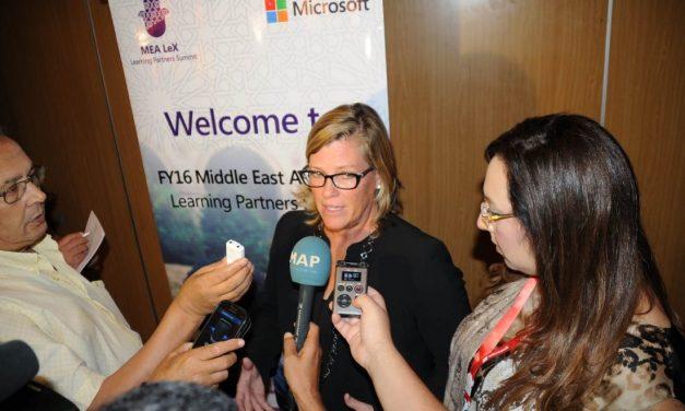 Microsoft organise la première édition du sommet Learning Partners pour la région Moyen-Orient et Afrique