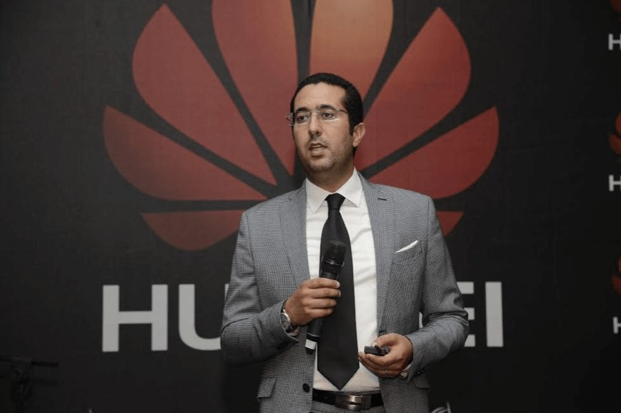 Anass Benmessaoud Huawei