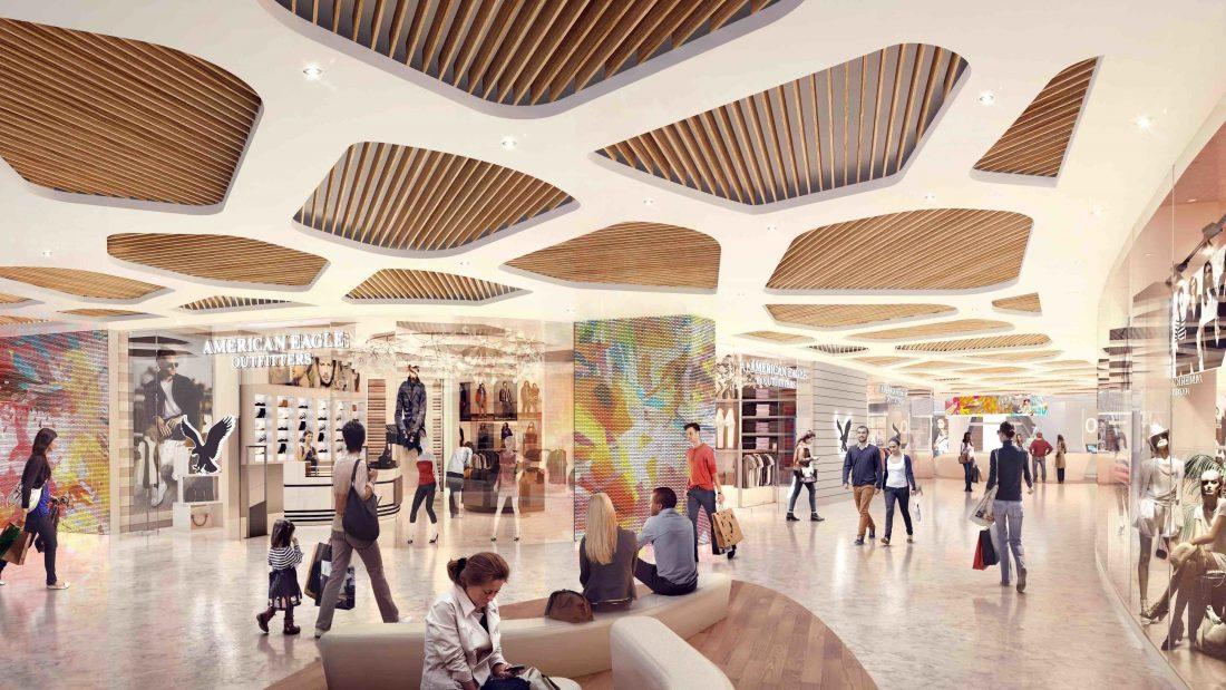 [ Communiqué ] Les 3 fermetures de magasins sont conformes au plan de restructuration du Centre Commercial Anfaplace