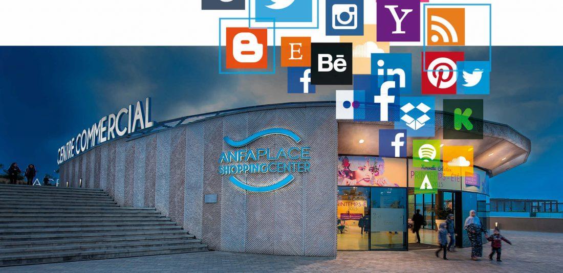 Anfaplace Shopping Center lance le WIFI gratuitement