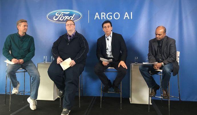 Argo AI Ford