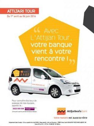 Attijari Tour Annonce