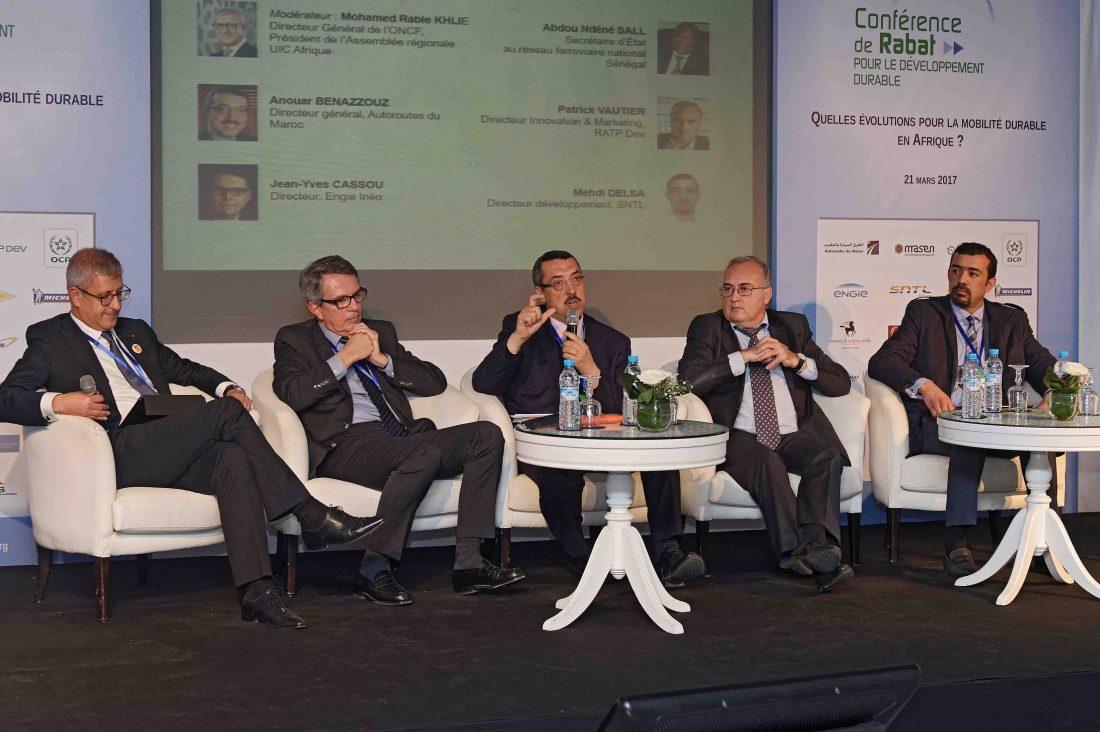 Autoroutes du Maroc sur la voie du développement durable