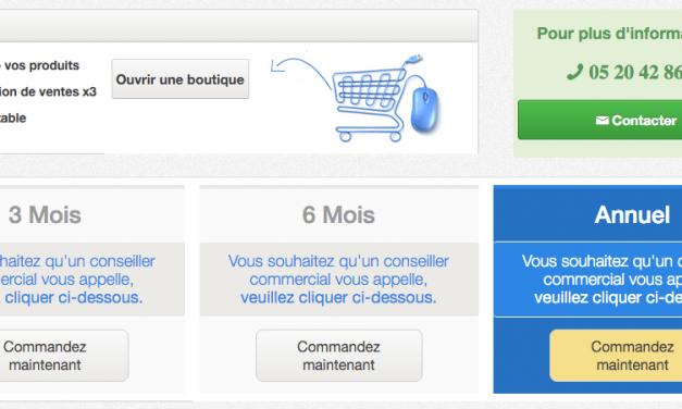 650 boutiques ouvertes sur Avito.ma