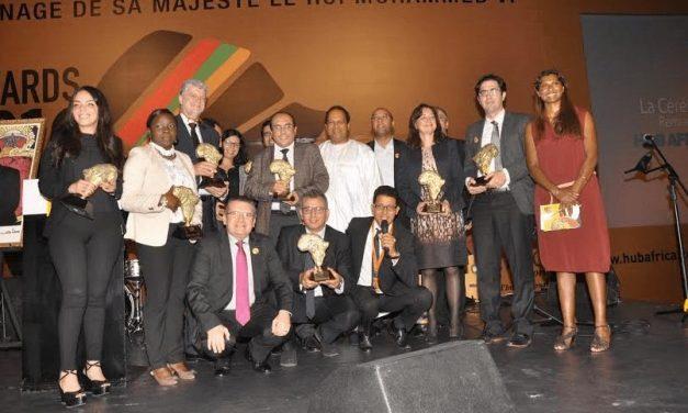 Awards Hub Africa : Les gagnants