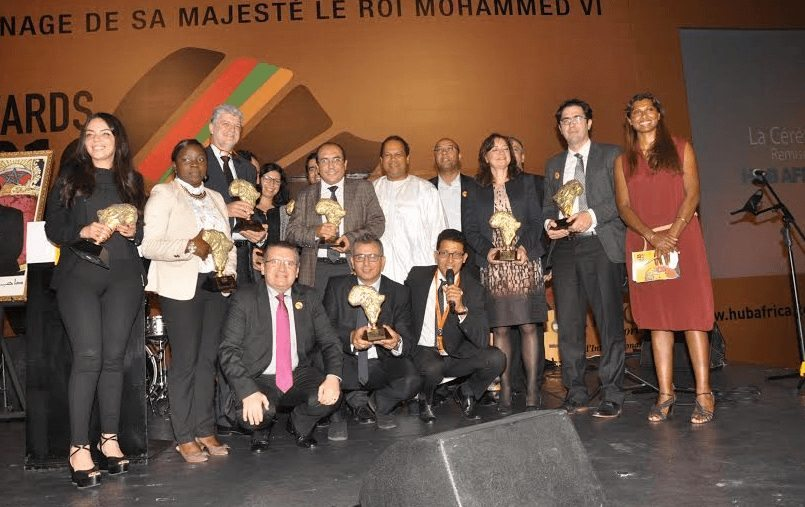 Awards Hub Africa : Les gagnants