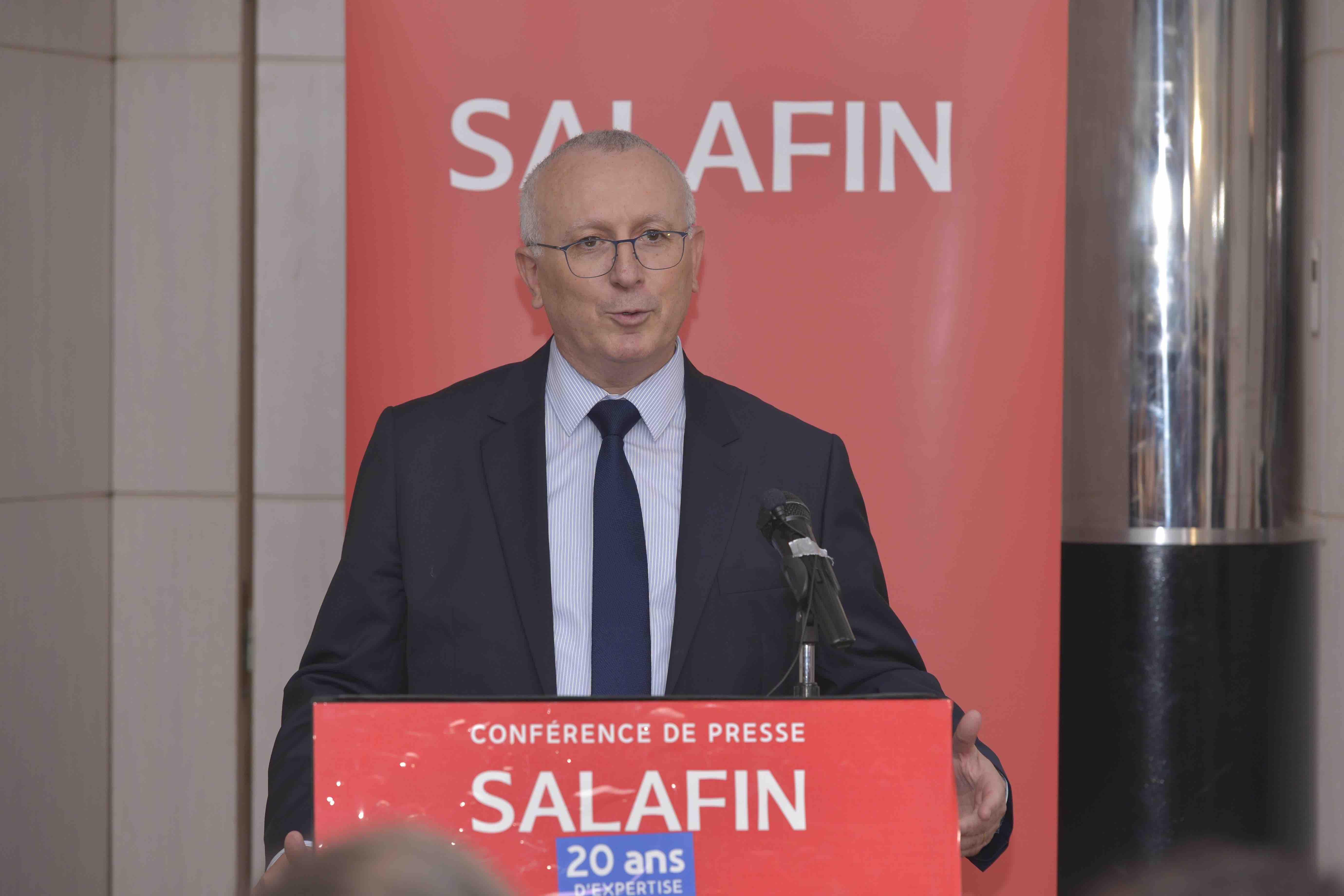 Salafin : Nouvelle identité visuelle et nouvelles ambitions