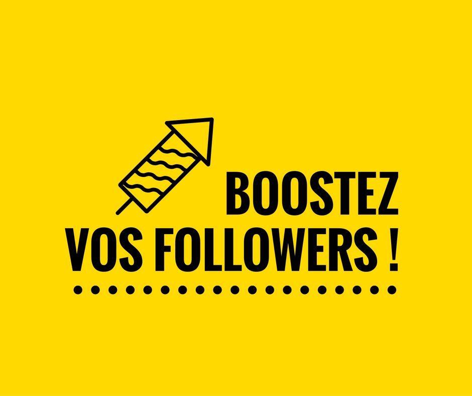 5 méthodes gratuites pour booster votre nombre de followers et de fans