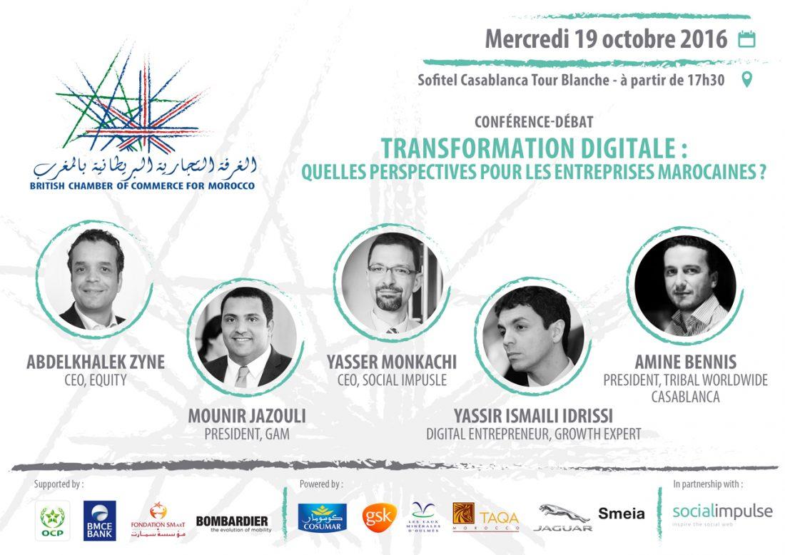 Transformation Digitale : Quelles perspectives pour les entreprises marocaines ?