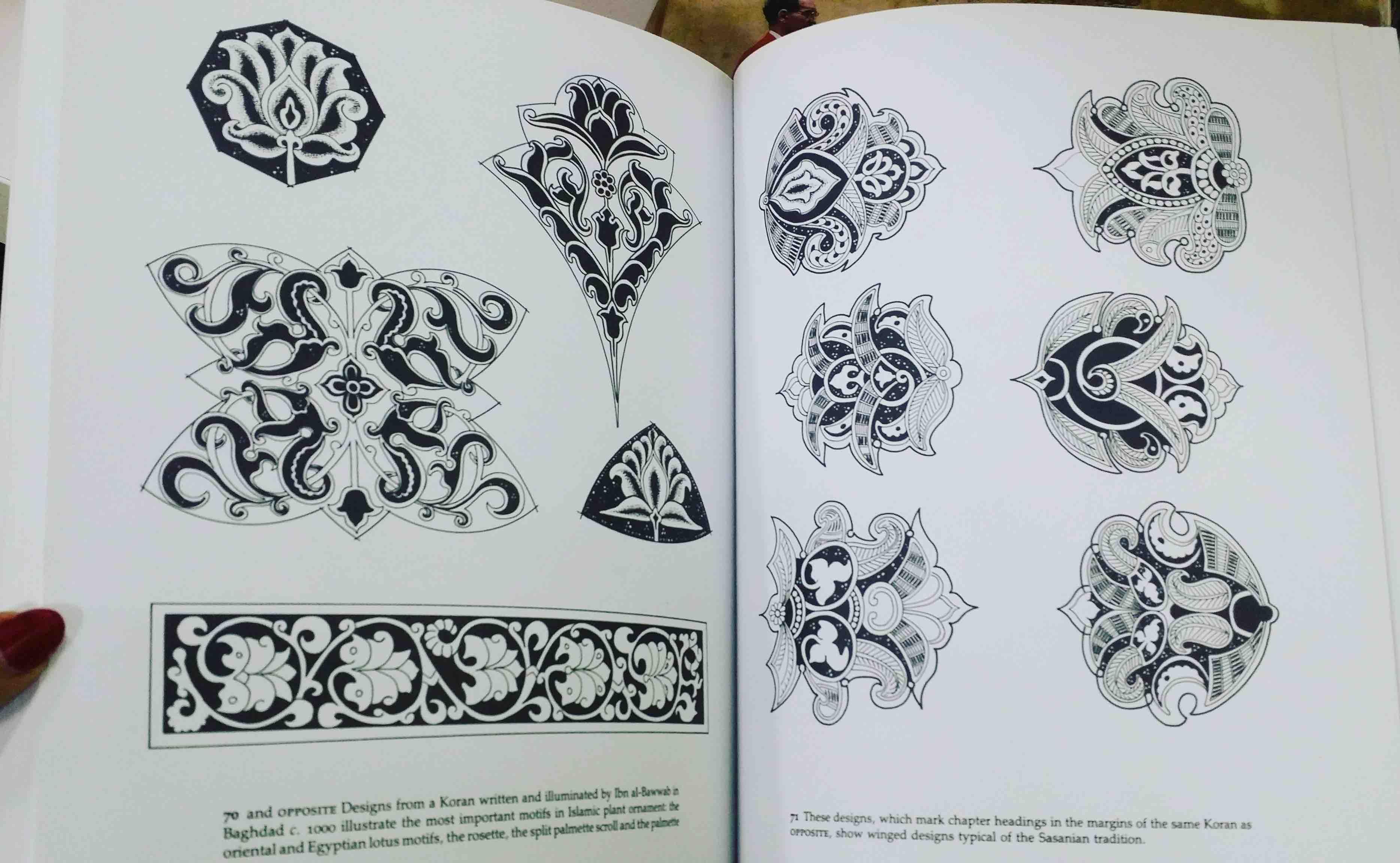 British Museum Pattern Books 01
