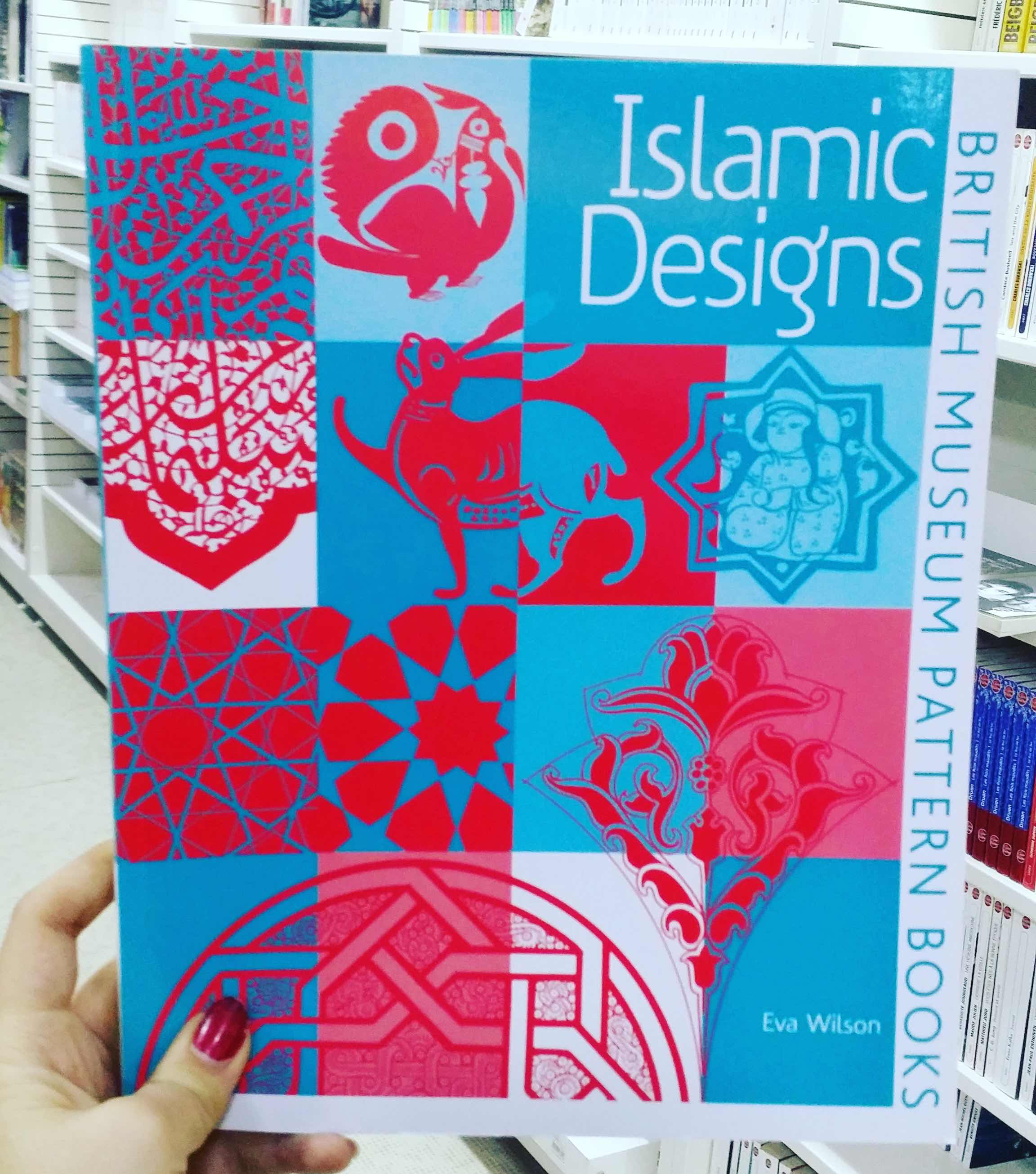 British Museum Pattern Books: Islamic Designs