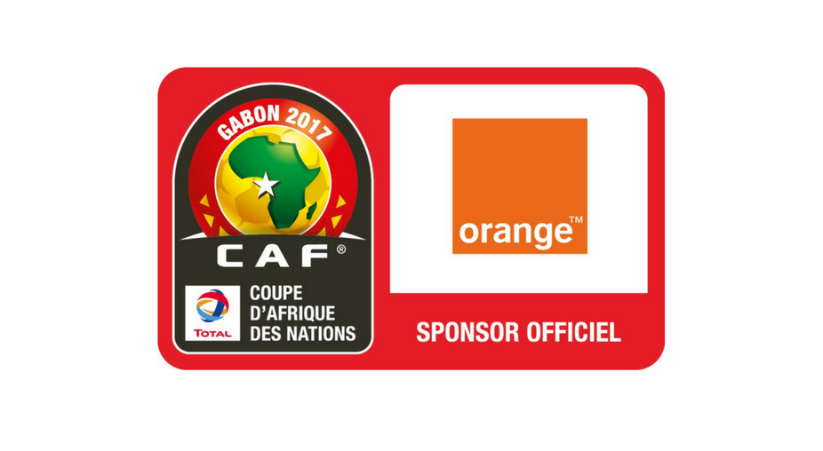 CAN Gabon Sponsor Officiel Orange