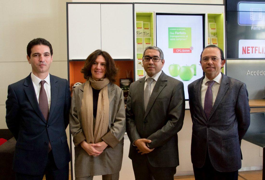 CFG Bank fait le point et lance de nouveaux services