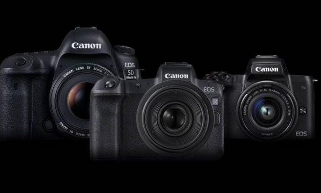Canon : Système EOS R
