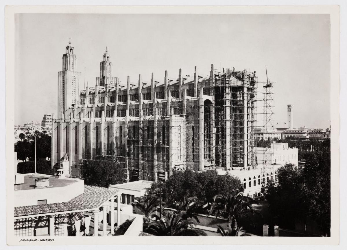 Casablanca-eglise-du-Sacre-Cœur