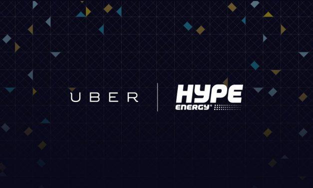 Partenariat Uber & Hype