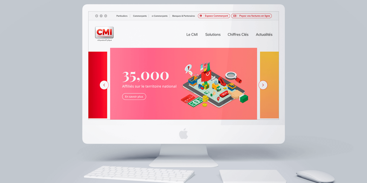 Nouveau positionnement digital pour le CMI
