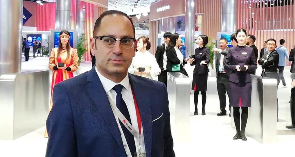 Chakib Achour, Directeur Marketing et Stratégies, Huawei Technologies au Maroc