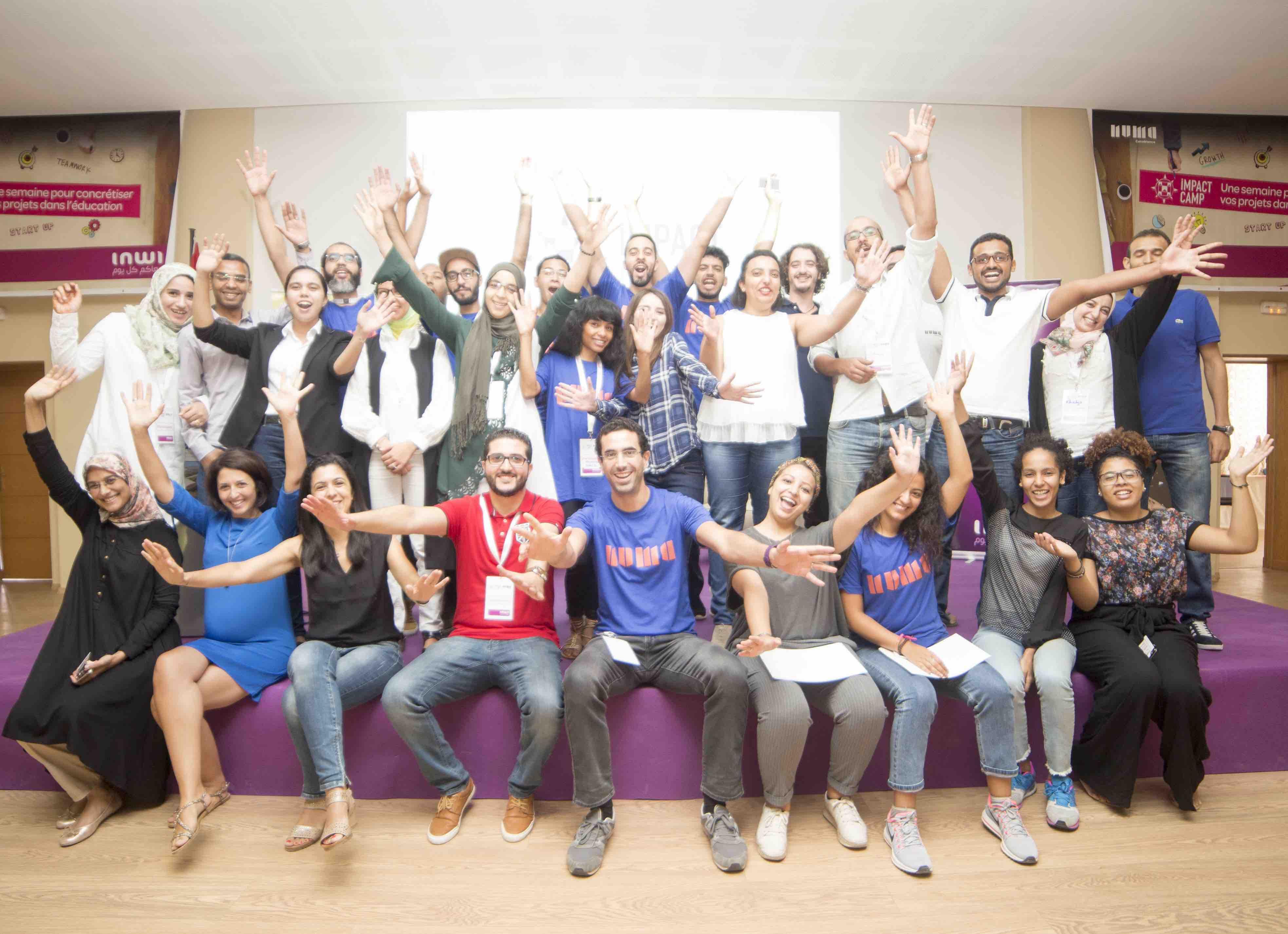 Challenge Impact Camp éducation : 8 finalistes et 3 prix