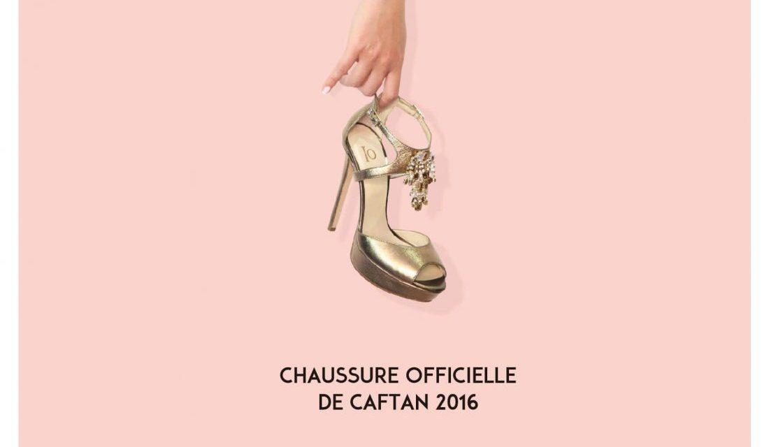 Io, chausseur officiel de Caftan 2016