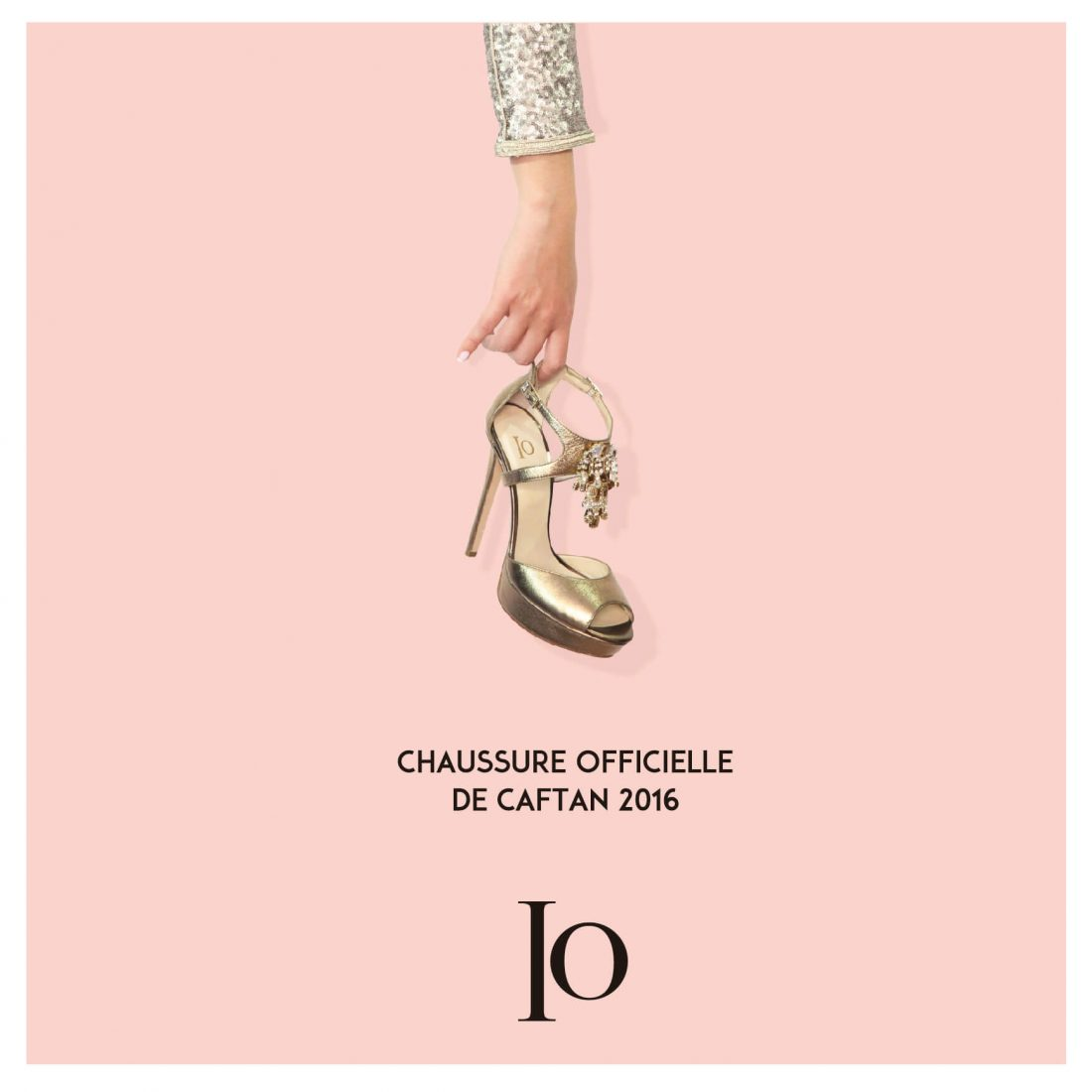 Chaussure officielle de Caftan 2016