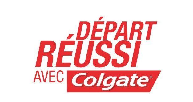 """""""Départ réussi avec Colgate"""" : Deuxième round !"""